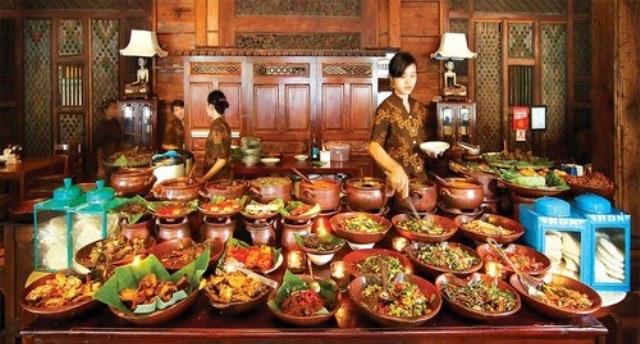 Restoran Mbah Jingkrak, restoran bernuansa Jawa di Jakarta, Seputarkota.com