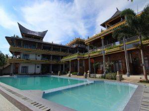 Samosir Cottages Resort, hotel murah sekitar Danau Toba