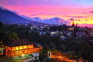hotel di Puncak Bogor, The Grand Hill Resort-Hotel