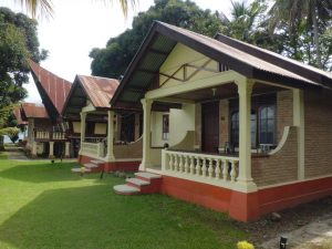 Tuk Tuk Timbul Bungalows, hotel murah sekitar Danau Toba