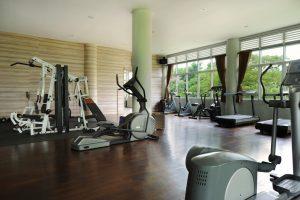 hotel di Puncak Bogor, Gymnasium Palace Hotel Cipanas