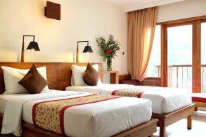hotel di Puncak Bogor, Kamar The Grand Hill Resort-Hotel