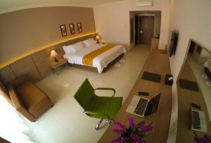 hotel di Puncak Bogor, Kamar The Green Peak Hotel & Convention