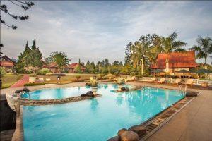 hotel di Puncak Bogor, Kolam renang Citra Cikopo Hotel