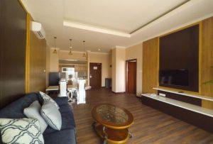 hotel di Puncak Bogor, Ruang keluarga The Green Peak Hotel & Convention