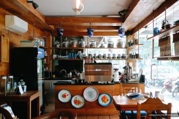Suwe Ora Jamu restoran bernuansa Jawa di Jakarta