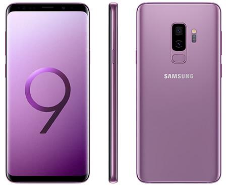 rekomendasi smartphone dengan fitur NFC, Samsung Galaxy S9. Seputarkota.com