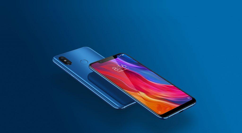rekomendasi smartphone dengan fitur NFC, Xiaomi Mi 8. Seputarkota.com