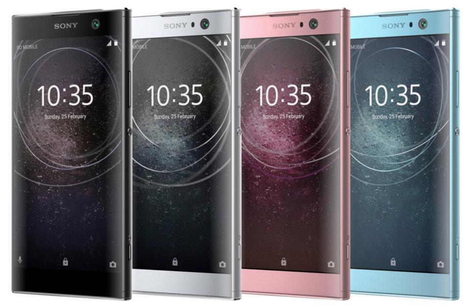 rekomendasi smartphone dengan fitur NFC, Sony Xperia XA2. Seputarkota.com