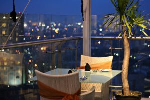 Citilites Sky Club and Bistro, rooftop cafe Surabaya