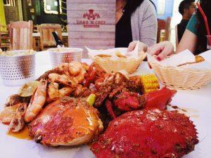 Crab 'N Chef, restoran seafood terenak di Surabaya