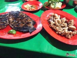 Ikan Bakar Seafood Genteng, restoran seafood terenak di Surabaya