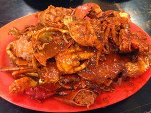 Kepiting Cak Gundul, restoran seafood terenak di Surabaya