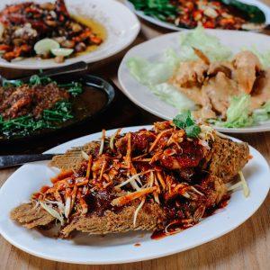 Layar Seafood, restoran seafood terenak di Surabaya