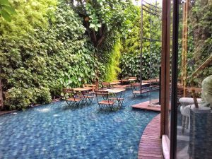 One Eighty Coffe, restoran unik di Bandung