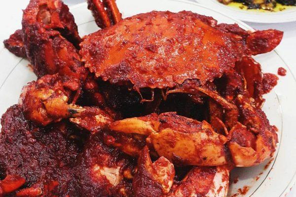 Sari Laut Kapasan, restoran seafood terenak di Jakarta