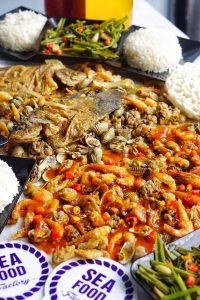 Seafood Factory, restoran seafood terenak di Surabaya
