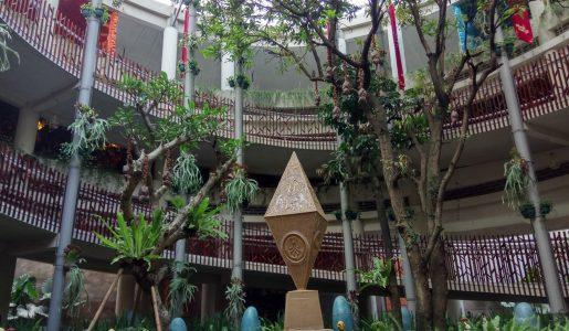 Sleeping Forest, restoran unik di Bandung