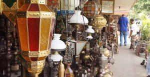 Jalan Surabaya di Menteng, pasar barang antik di Jakarta
