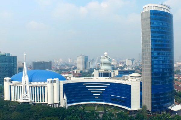 gereja terbesar di Jakarta, Gereja Reformed Injili Indonesia