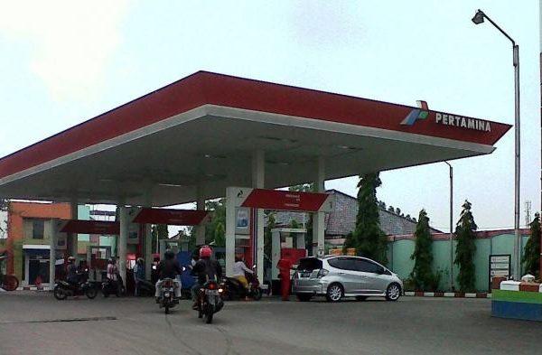 SPBU 24 jam di Jakarta, SPBU Pertamina Daan Mogot