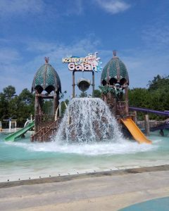 tempat renang untuk anak di Bandung, Kampung Gajah Wonderland