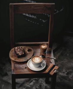Creamatology Coffee Roaster, brownies panggang enak di Jakarta