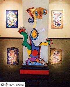 museum hits di Jakarta, Duta Fine Art Gallery