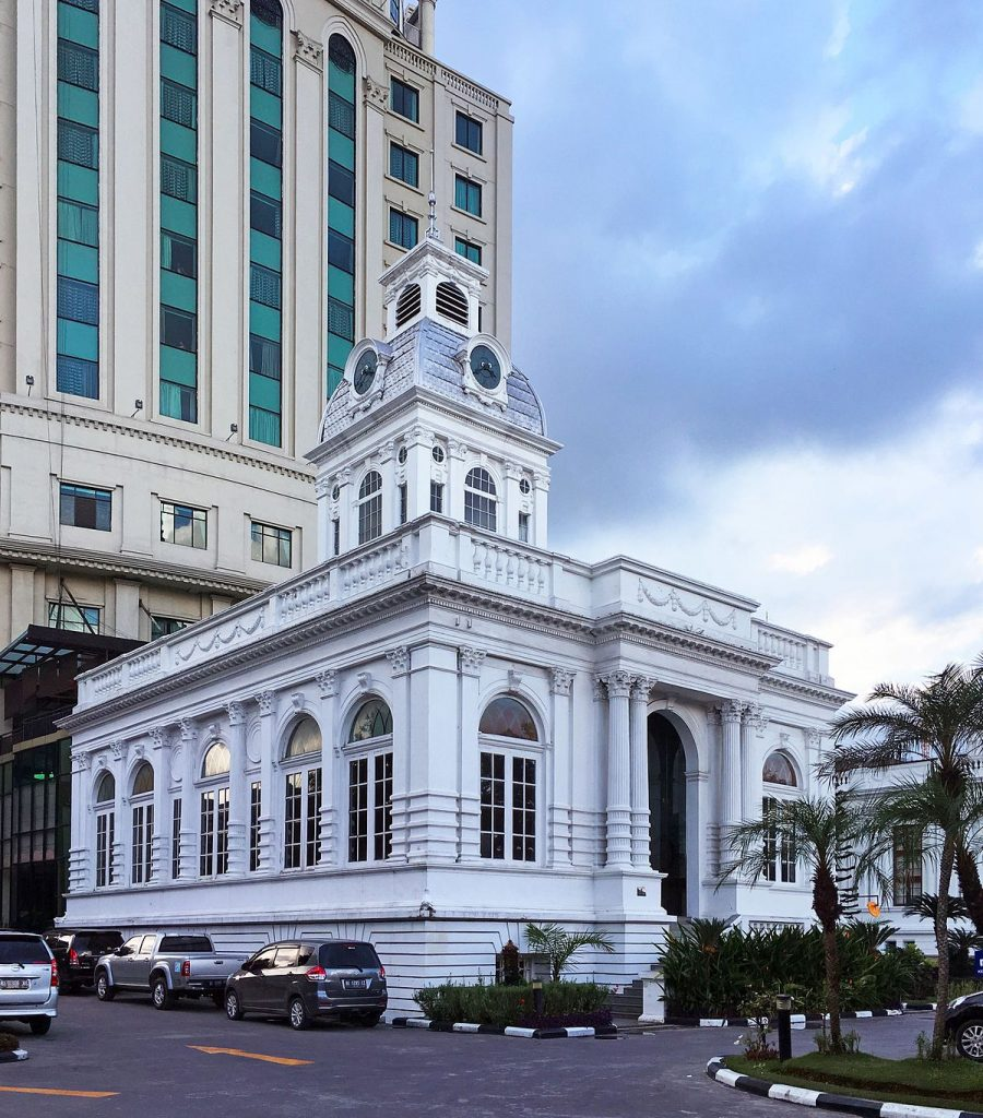 gedung kota tua Medan, Gedung Balai Kota Lama