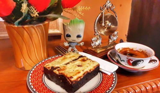 Giyanti Coffee Roastery, brownies panggang enak di Jakarta