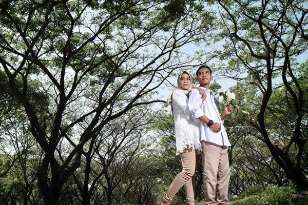tempat prewed di Surabaya, Prewed di Taman Kenjeran, seputarkota.com