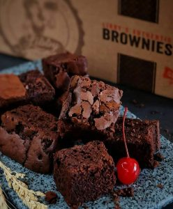 Libby Cafe, brownies panggang enak di Jakarta
