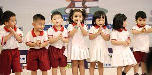 playgroup terbaik di Medan, Pinapple Peschool & Kindergarten