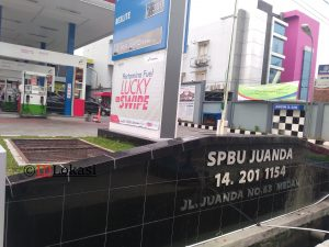 SPBU 24 jam di Bandung, SPBU Pertamina Jalan Juanda, Seputarkota