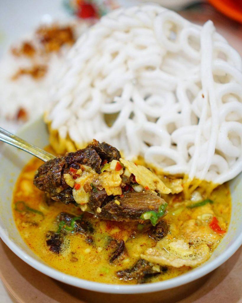 Soto Betawi H. Husein, soto paling enak di Jakarta Pusat, Seputarkota