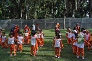 playgroup terbaik di Medan, Zahira Kid's Land