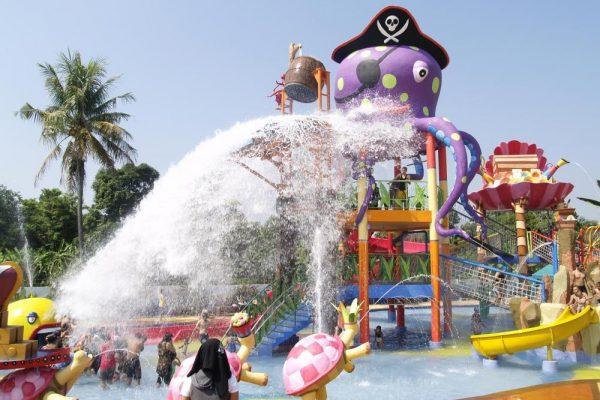 tempat renang untuk anak di Bandung, Bandung Indah Waterpark