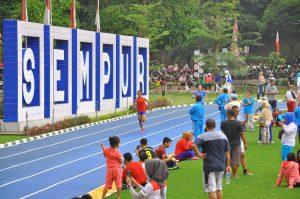 jogging track Sempur