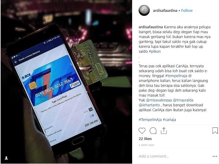 pemenang smartphone gratis dari cariaja_1