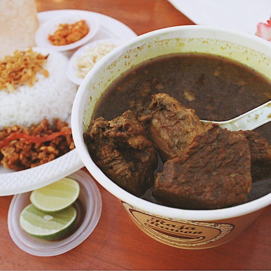 Jakarta Street Food Festival, Raja Rawon, Seputar Kota