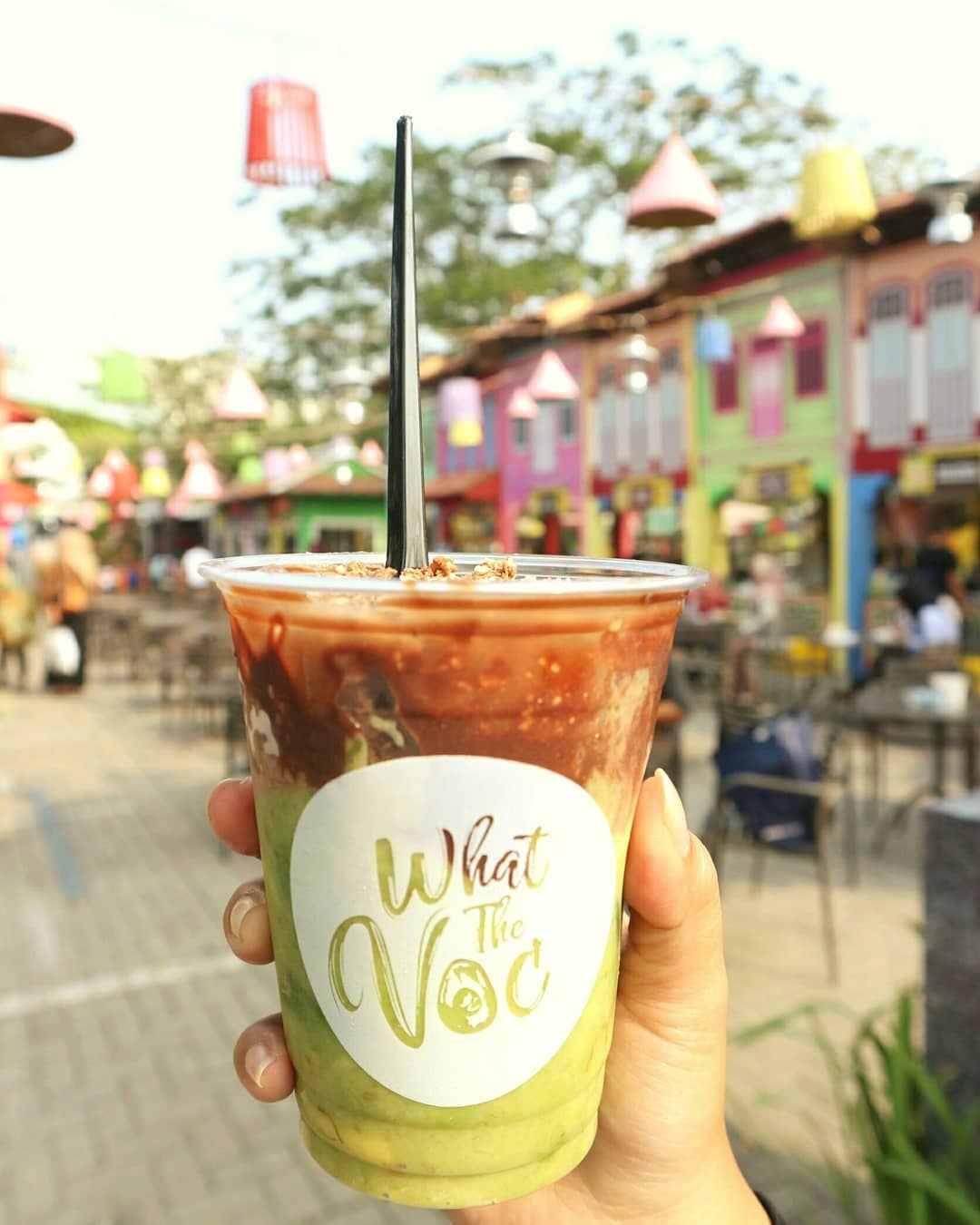 Jakarta Street Food Festival, Alpukat Kocok by What The Voc, Seputar Kota