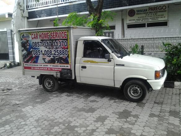bengkel 24 jam di Surabaya, Bengkel Mobil Marvin CHS, Seputarkota.com