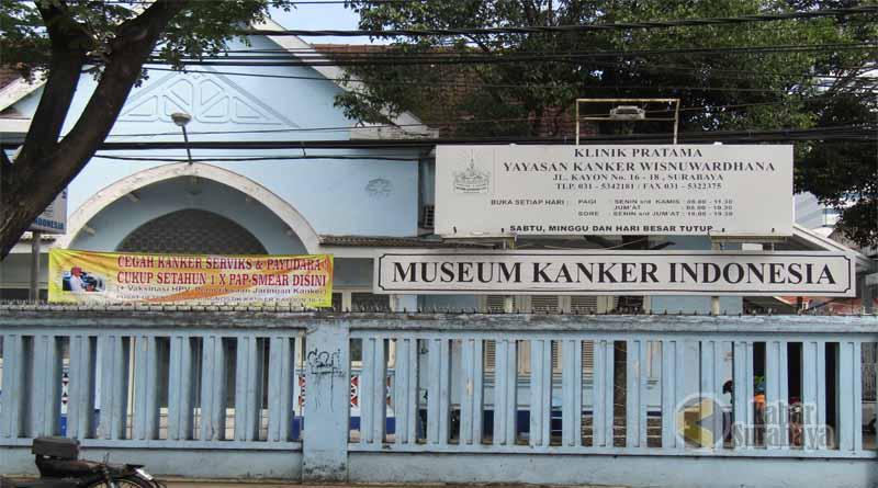 museum pendidikan di Surabaya, Museum Kanker Indonesia, Seputarkota.com