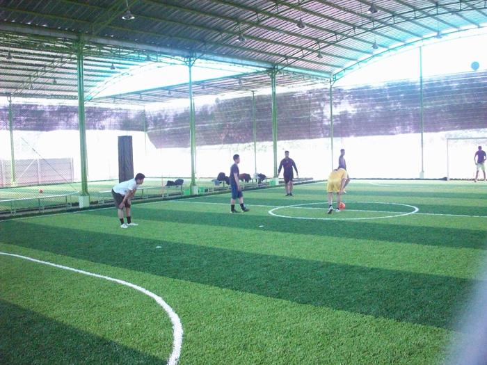 lapangan olahraga di Bogor