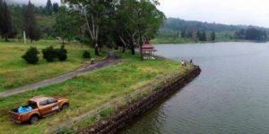 danau cantik di Medan, Danau Lau Kawar, Seputarkota.com