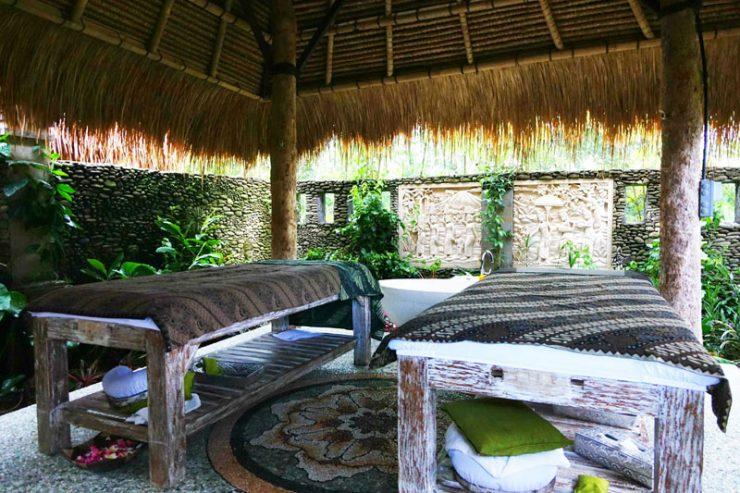 tempat spa di Bali, Karsa Spa, Seputar Kota