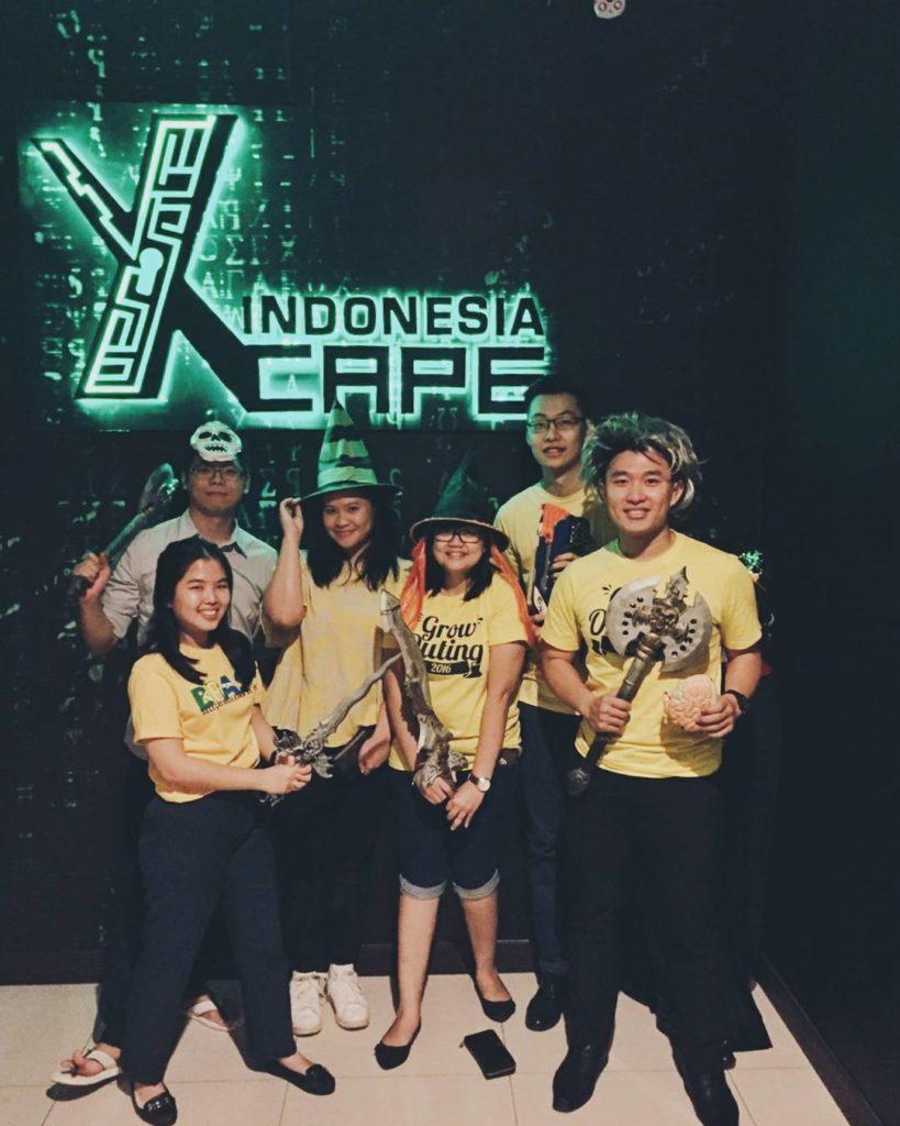escape room di Jakarta, Xcape Indonesia, Seputar Kota