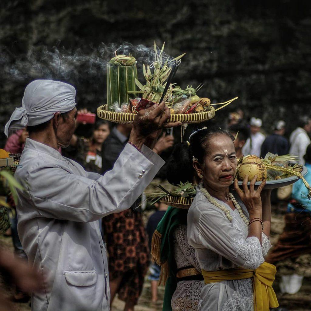 liburan Nyepi di Bali, Upacara Melasti, Seputar Kota