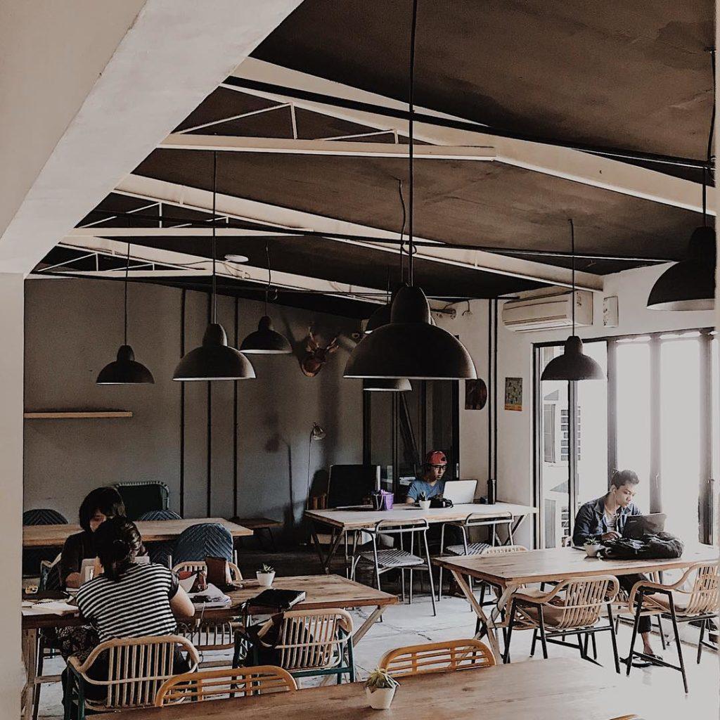 coworking space di Bandung, Co&Co, Seputar Kota