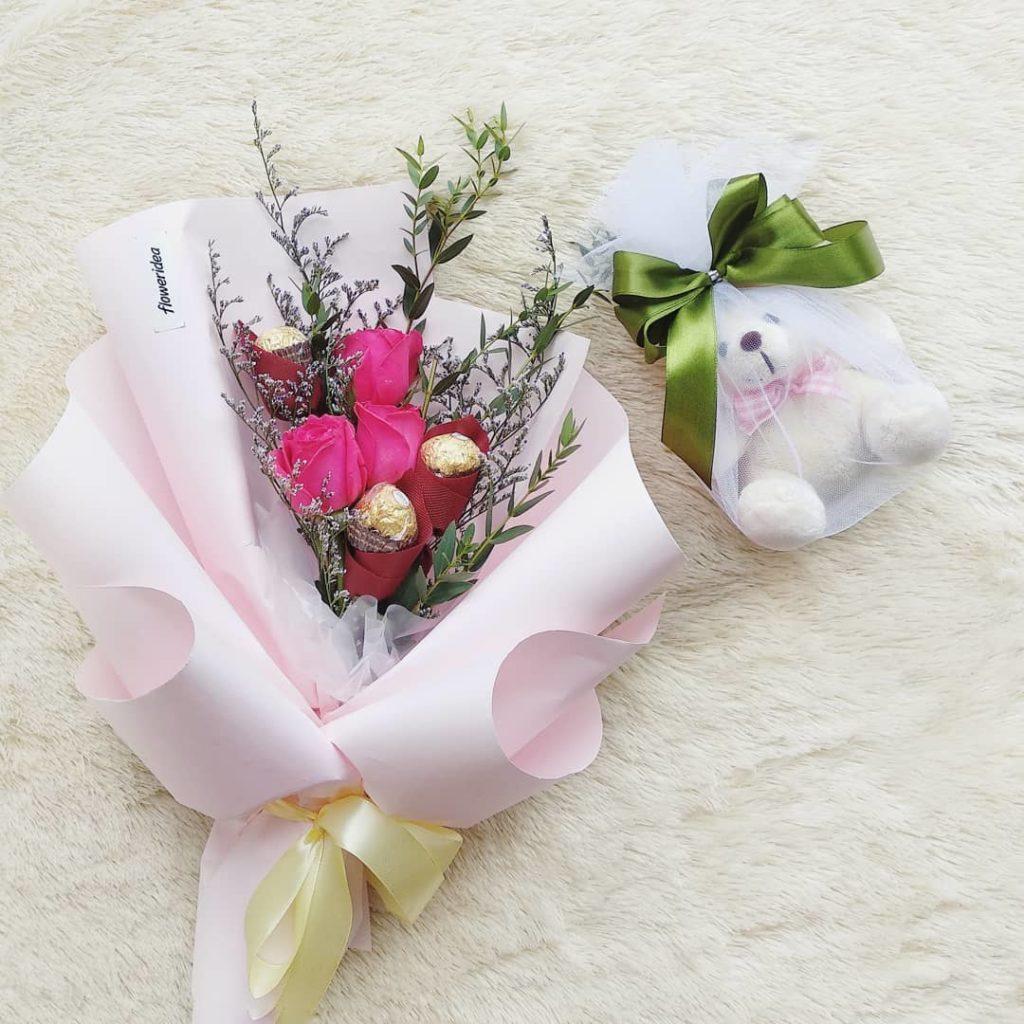 toko bunga di Indonesia, Floweridea, Seputar Kota